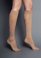 Knee-Highs/Socks Veneziana MOSAICO 40