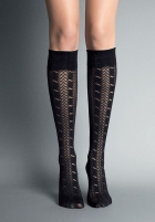 Knee-Highs/Socks Veneziana PETRA 40